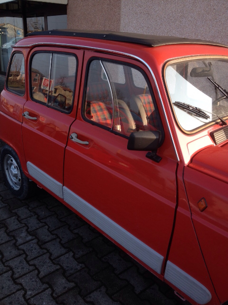 Renault 4 Tetto Apribile 7.200 Euro Bellissima | Bola Auto