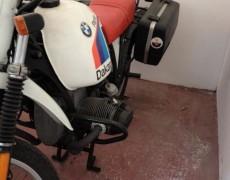 BMW GS 80 Paris- Dakar